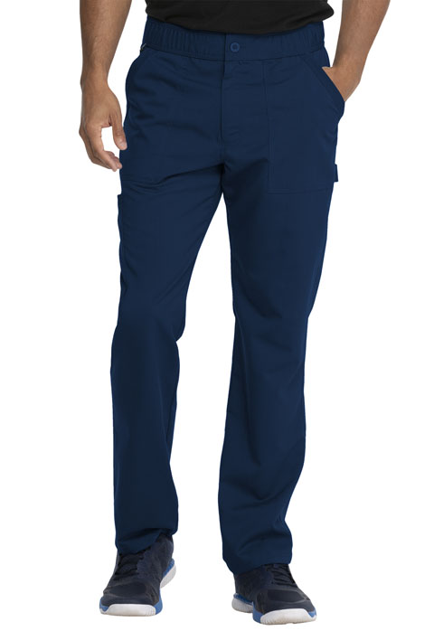 Dickies Dickies Balance Men's Mid Rise Straight Leg Pant in Navy