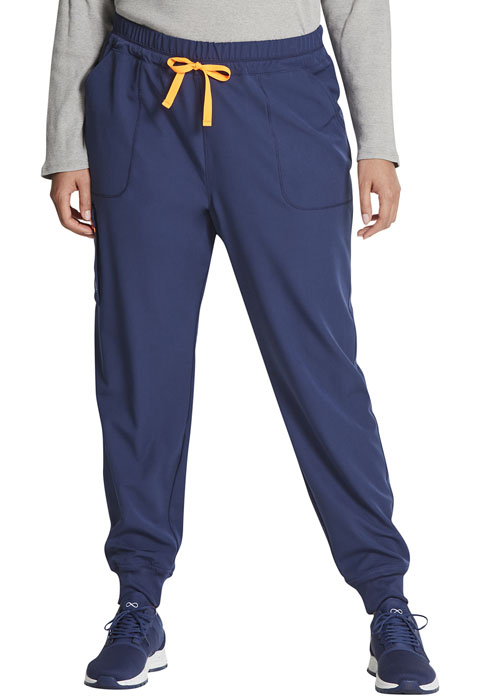 Dickies Dickies Dynamix Mid Rise Jogger in Navy