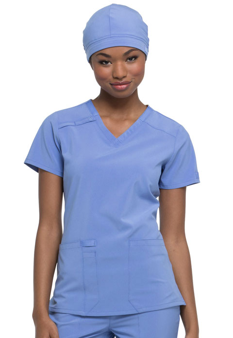 Dickies Every Day EDS Essentials Scrubs Hat in Ciel
