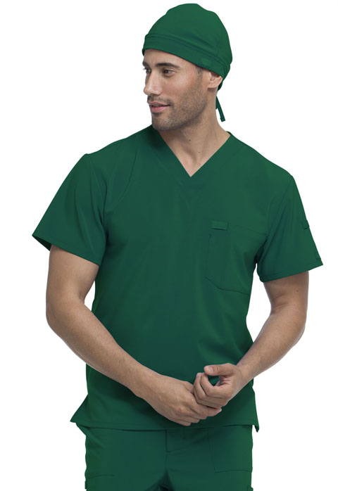 Dickies Every Day EDS Essentials Scrubs Hat in Hunter Green