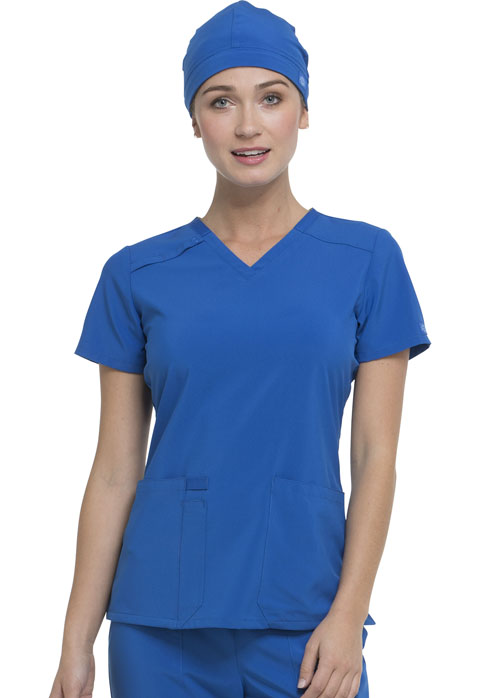 Dickies Every Day EDS Essentials Scrubs Hat in Royal
