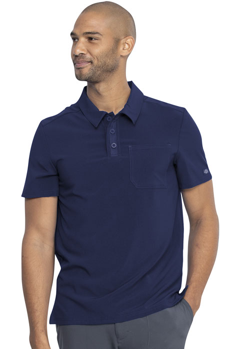 Dickies Every Day EDS Essentials Men's Polo Top in Navy
