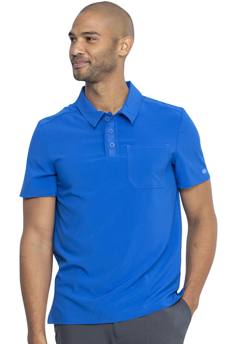 Dickies Every Day EDS Essentials Men's Polo Top in Royal