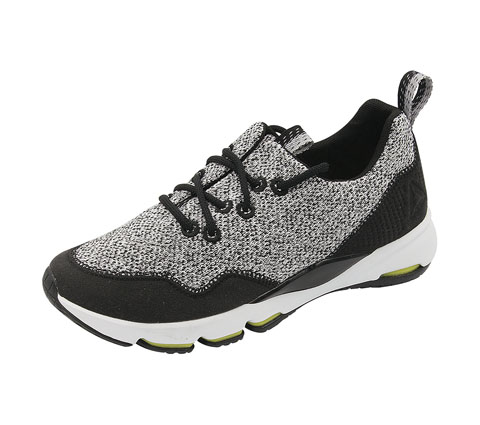 Reebok Women's DMXCLOUDRIDE Black on White