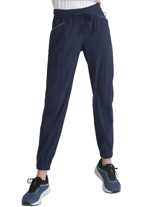 Simply Polished Women Mid Rise Jogger Blue