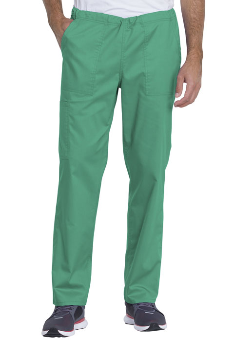 Dickies Genuine Dickies Industrial Strength Unisex Mid Rise Straight Leg Pant in Surgical Green