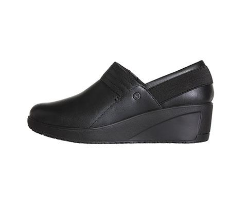 Infinity Footwear Women's GLIDE Black on Black