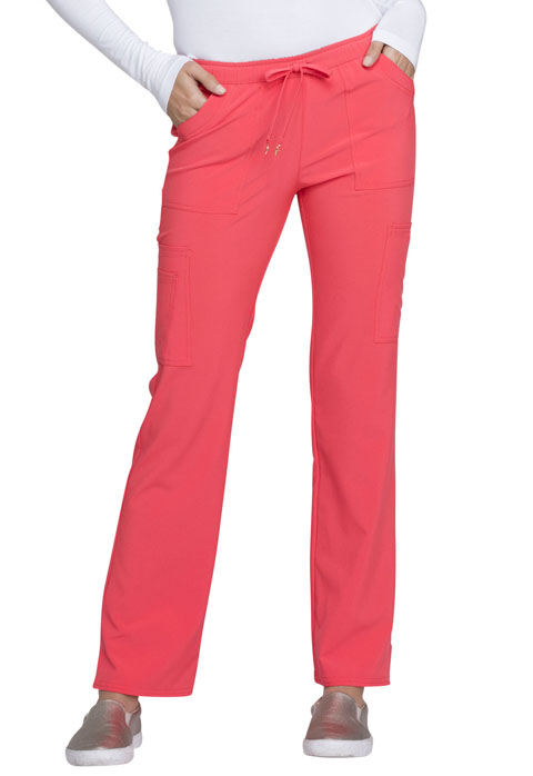 Love Always Women's Low Rise Drawstring Pant Pink