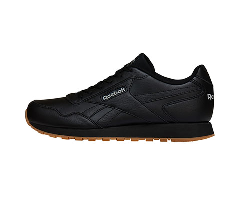 Reebok Men's MCLHARMANRUN Black,Gum