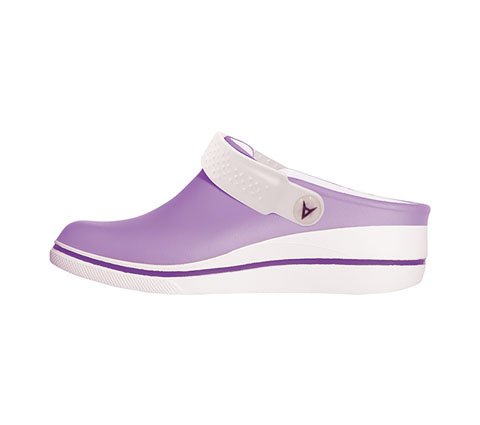 Anywear Women's PEAK Lupine and Marshmallow