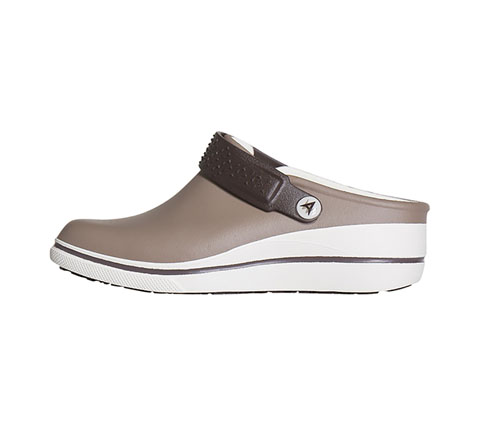 Anywear Women's PEAK Taupe, Chocolate, Marshmallow