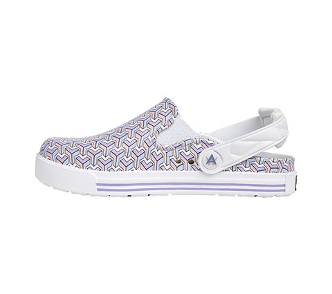 Anywear Women's RANGE White Geometric