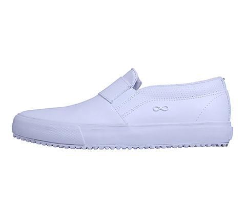 Infinity Footwear Women's RUSH White, White