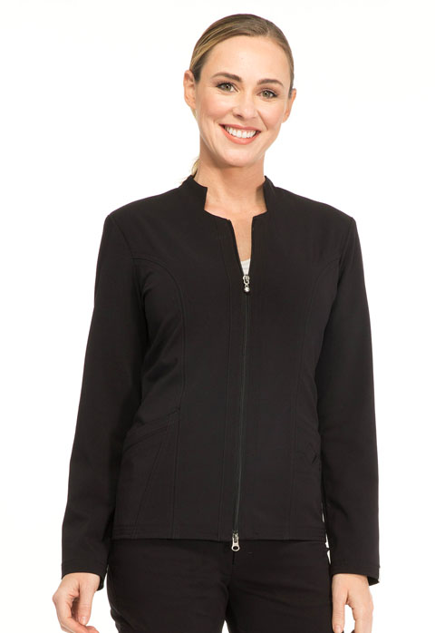 Sapphire Women's Melrose Notched Jacket Black