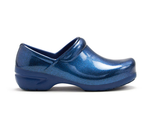 Anywear Women's SRANGEL Navy Pearlized Giltter