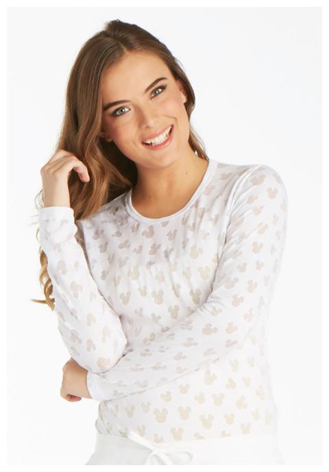 Photograph of Long Sleeve Underscrub Knit Tee