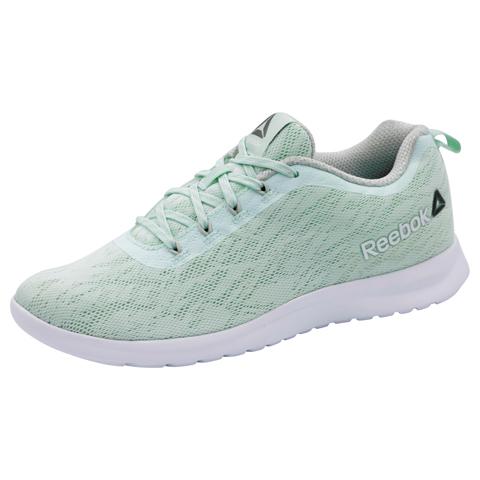 Reebok Women's Athletic Footwear Mist,SkullGrey,White