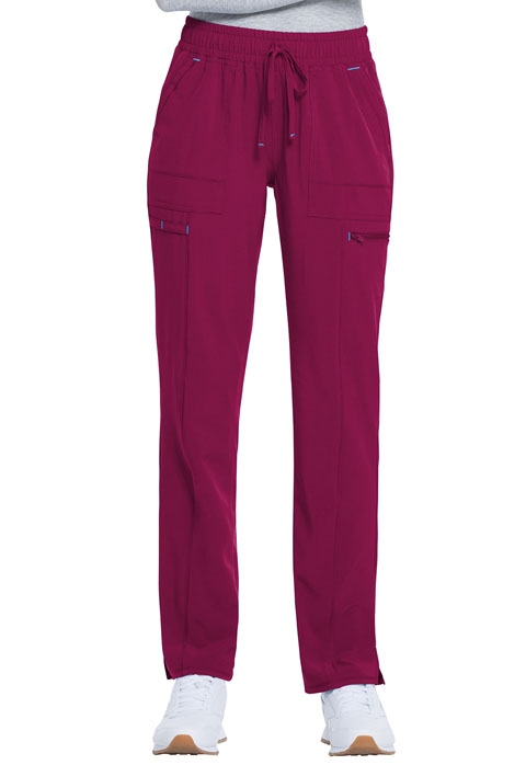 Walmart USA Performance Women Women's Yoga Pant Radiant Red