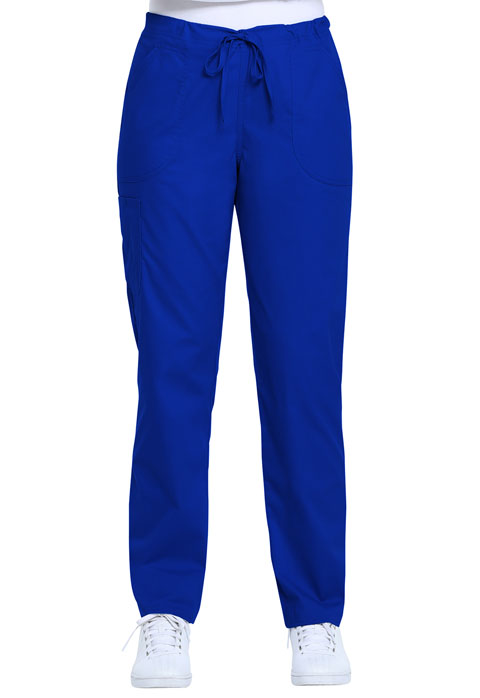 Walmart USA CE Women's Women Women's Drawstring Pant Electric Blue