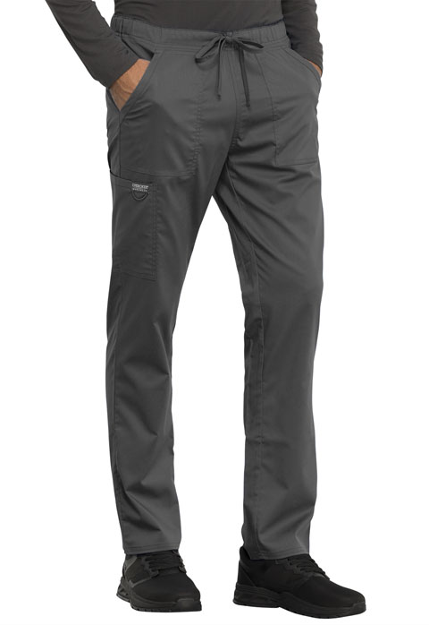 Photograph of Unisex Tapered Leg Drawstring Pant