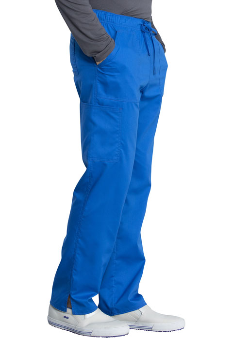 Photograph of Unisex Mid Rise Straight Leg Pant