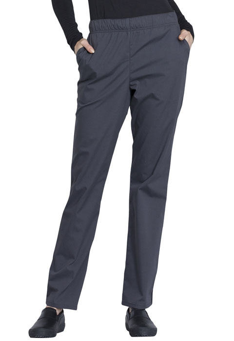 Photograph of Natural Rise Tapered Leg Drawstring Pant