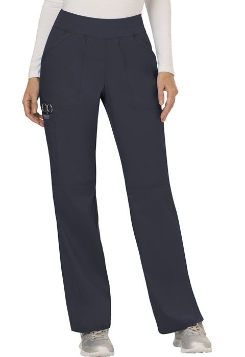 WW RevolutionMid Rise Straight Leg Pull-on Pant