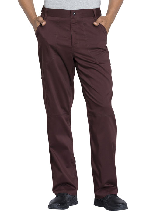 WW Revolution Men's Men's Fly Front Pant Brown