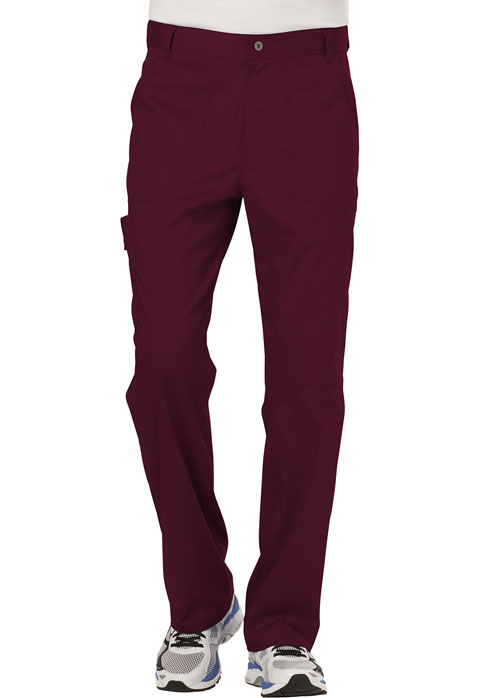 Cherokee Workwear WW Revolution Men's Men's Fly Front Pant Red