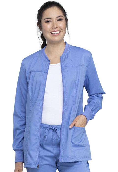 Photograph of Zip Front Jacket