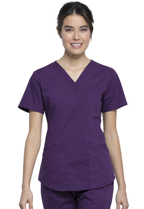Workwear WW ProfessionalsV-Neck Top