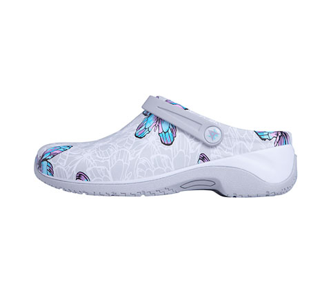 Anywear Women's ZONE Flutter Fantastic on Lt Grey