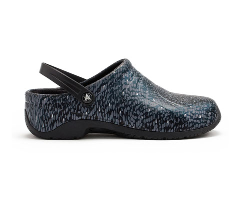 Anywear Women's ZONE Python, Black