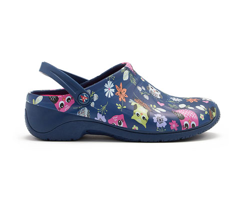 Women's ZONE Navy Sweet Owl