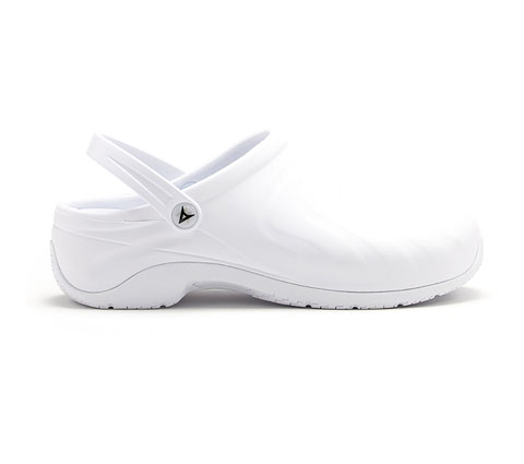 Clog Unisex ZONE White