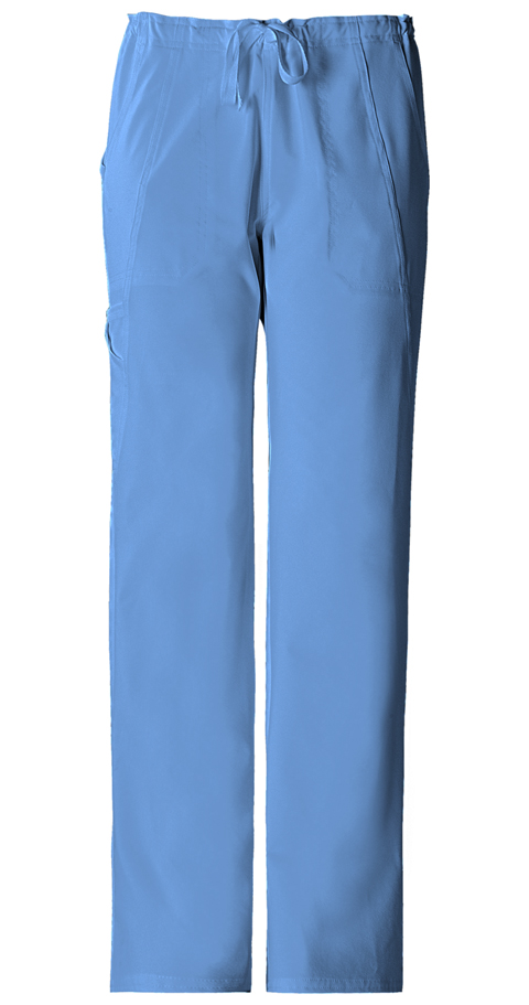 Photograph of Mid-Rise Drawstring Cargo Pant