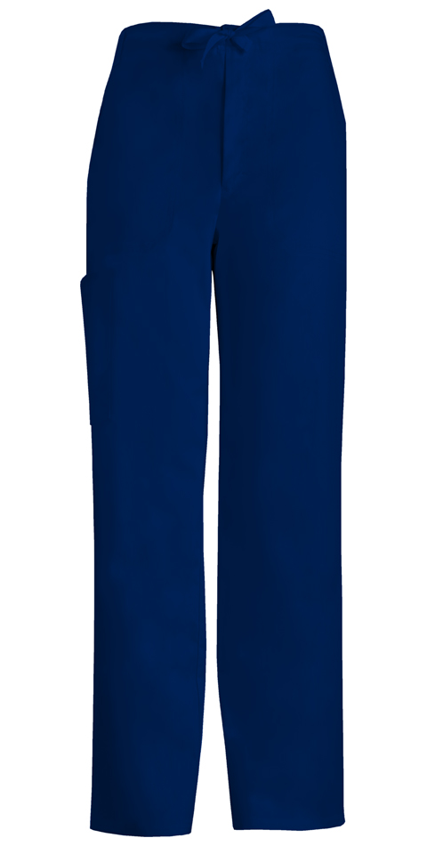 LuxeMen's Fly Front Drawstring Pant