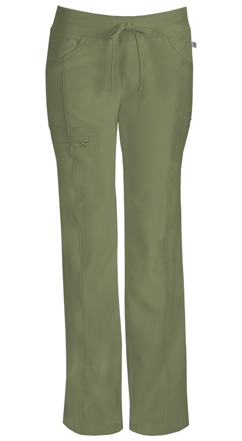 Photograph of Low Rise Straight Leg Drawstring Pant