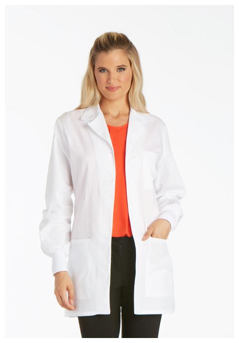 "Photograph of 32"" Lab Coat"