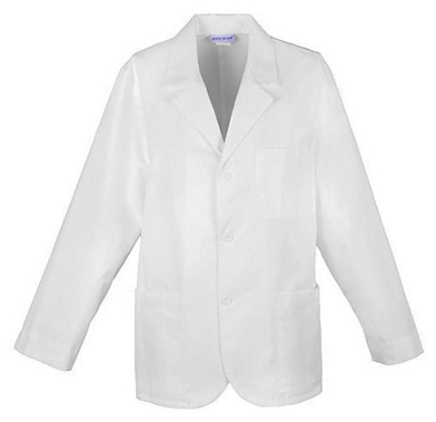 "Photograph of 31"" Men's Consultation Lab Coat"