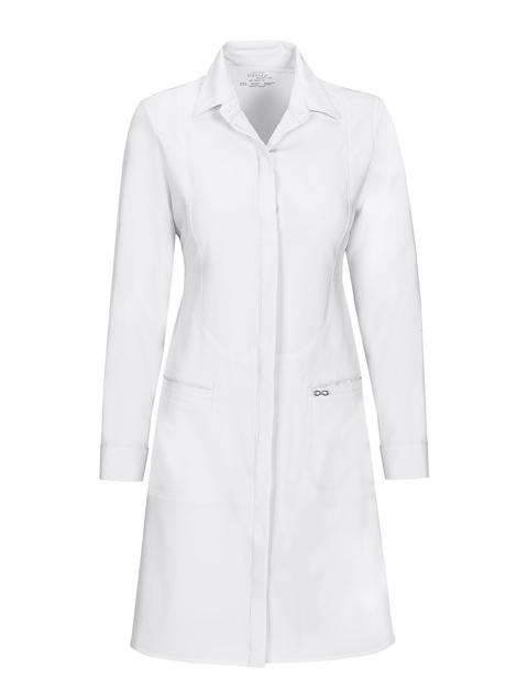 "Photograph of 40"" Lab Coat"