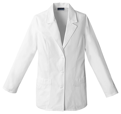 "Cherokee Cherokee Whites Women's 29"" Lab Coat White"