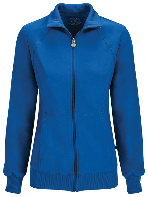 InfinityZip Front Warm-Up Jacket