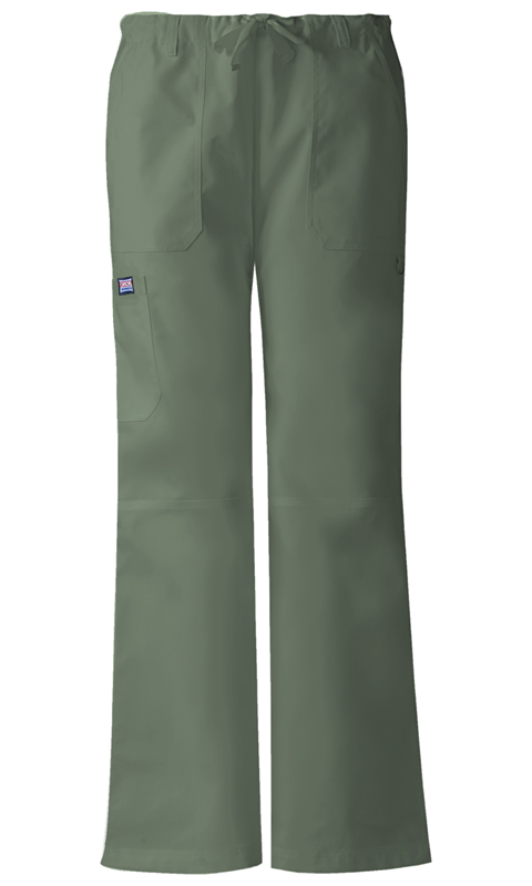 Photograph of Low-Rise Drawstring Cargo Pant