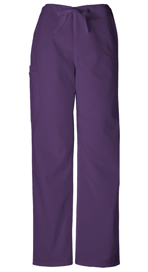 WW Originals Unisex Unisex Drawstring Cargo Pant Purple