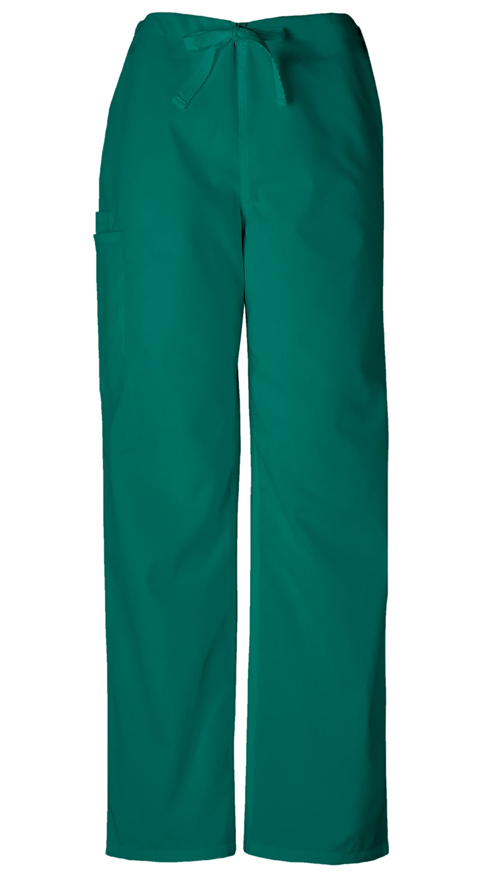 WW Originals Unisex Unisex Drawstring Cargo Pant Green