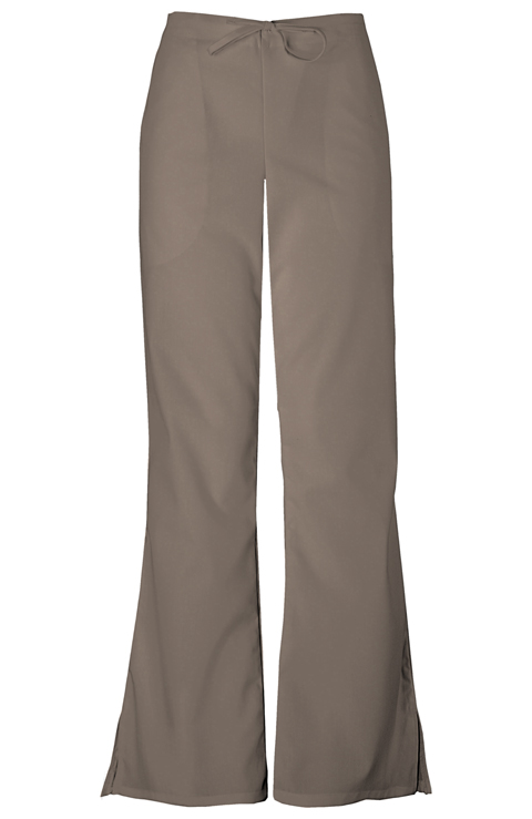 Cherokee Workwear WW Originals Women's Drawstring Pant Neutral