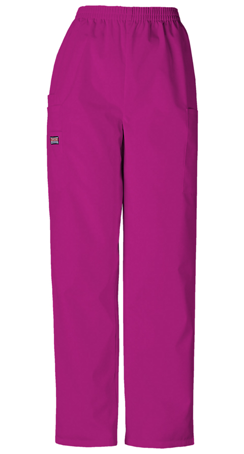 WW Originals Women's Pull-on Cargo Pant Pink