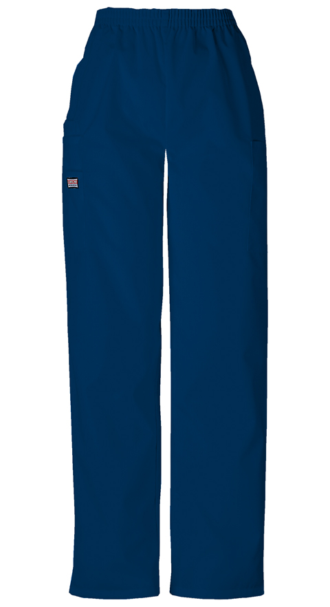 Photograph of Natural Rise Tapered Pull-On Cargo Pant