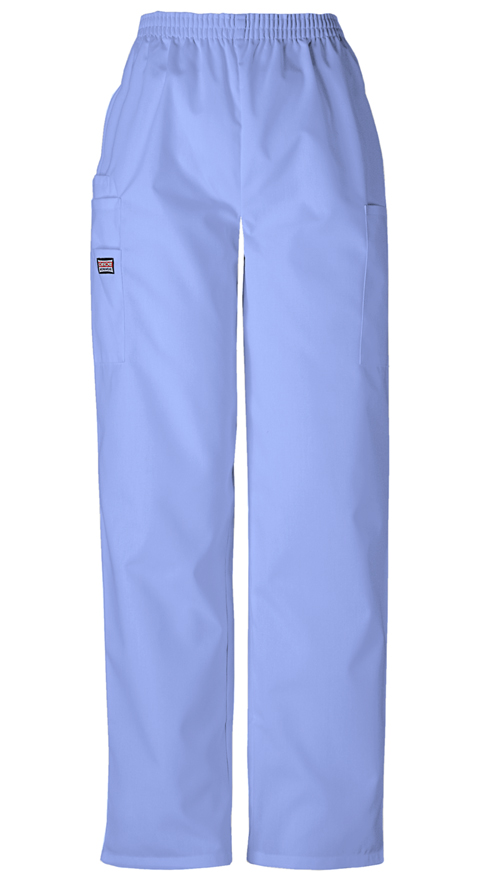 WW Originals Women's Pull-On Cargo Pant Blue